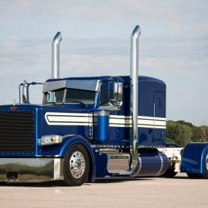 Peterbilt Stainless Steel Bundle