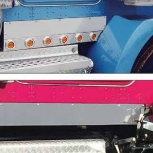 Kenworth Kick Panels (W900L/B & T800)