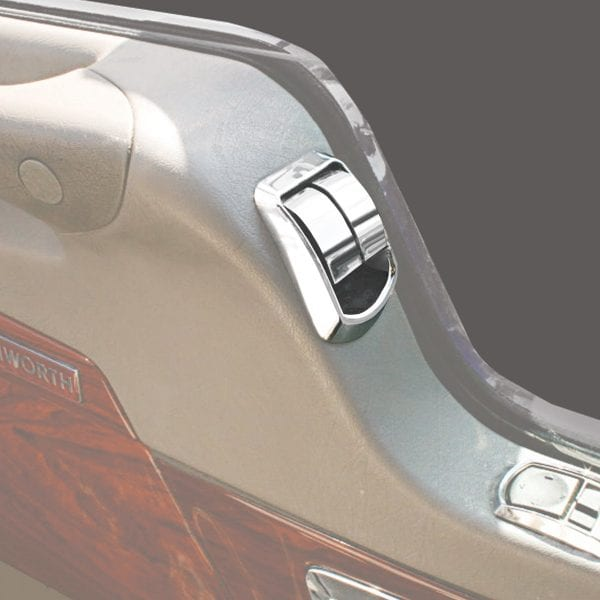 DOOR WINDOW DUAL SWITCH COVER FOR KENWORTH W & T