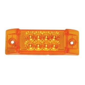 RECTANGULAR SPYDER LED MARKER LIGHT