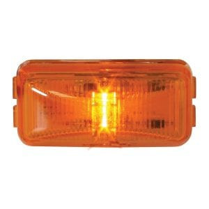 SMALL RECTANGULAR FLEET LED MARKER LIGHT