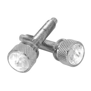 DASH SCREWS WITH CRYSTAL ON TOP FOR KENWORTH