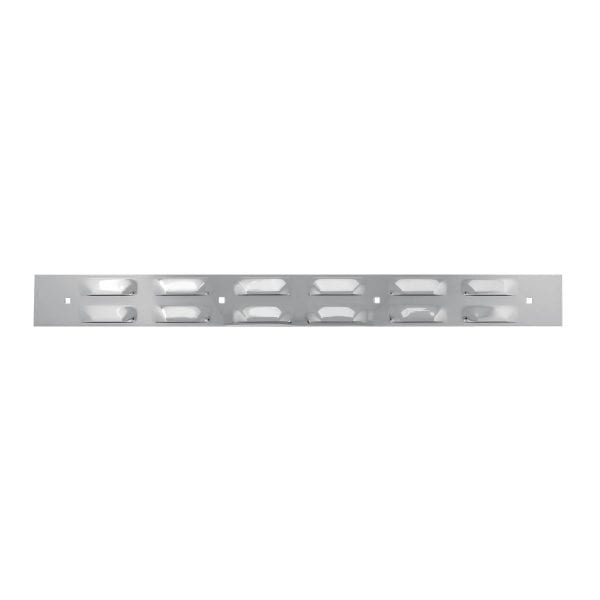 TOP MUD FLAP LOUVER STYLE PLATES