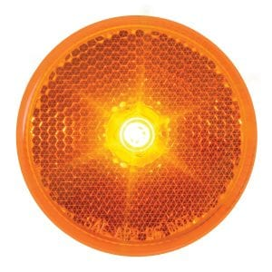 2-1/2″ SINGLE LED LIGHT WITH REFLECTOR