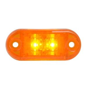 SMALL OVAL LED MARKER LIGHT
