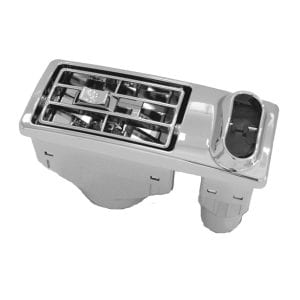 A/C VENTS FOR KENWORTH