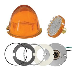 REPLACEMENT SCREW-IN LED GLASS LIGHT KIT