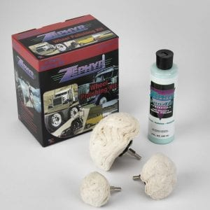 Wheel Polishing Kit
