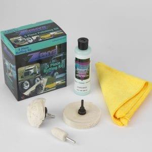 5 Piece Buffing Kit
