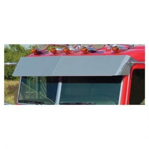 "Peterbilt 13.5"" BLIND MOUNT DROP VISOR"