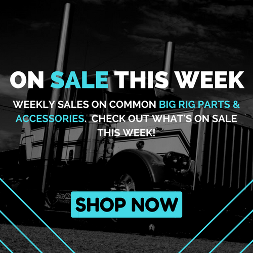 Truck Parts & Accessories on Sale