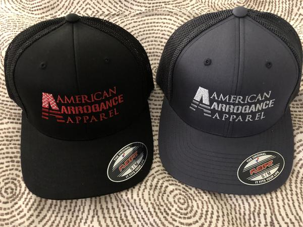 Arrogant Shop american arrogance flex fit hats | jack's chrome shop