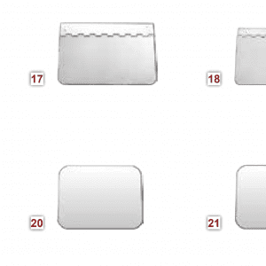 Stainless Permit Panels