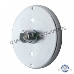 2 Fil Bulb Holder Base Socket Bracket Plate