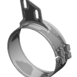 Peterbilt Angled Clamps