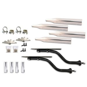 Full Fender Mounting Kit (stainless fenders)