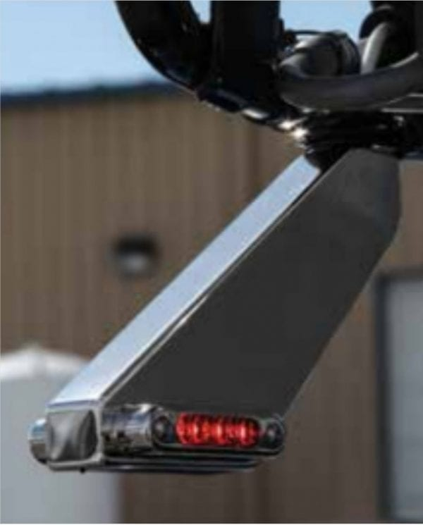 Mirror Bracket Signal Lights