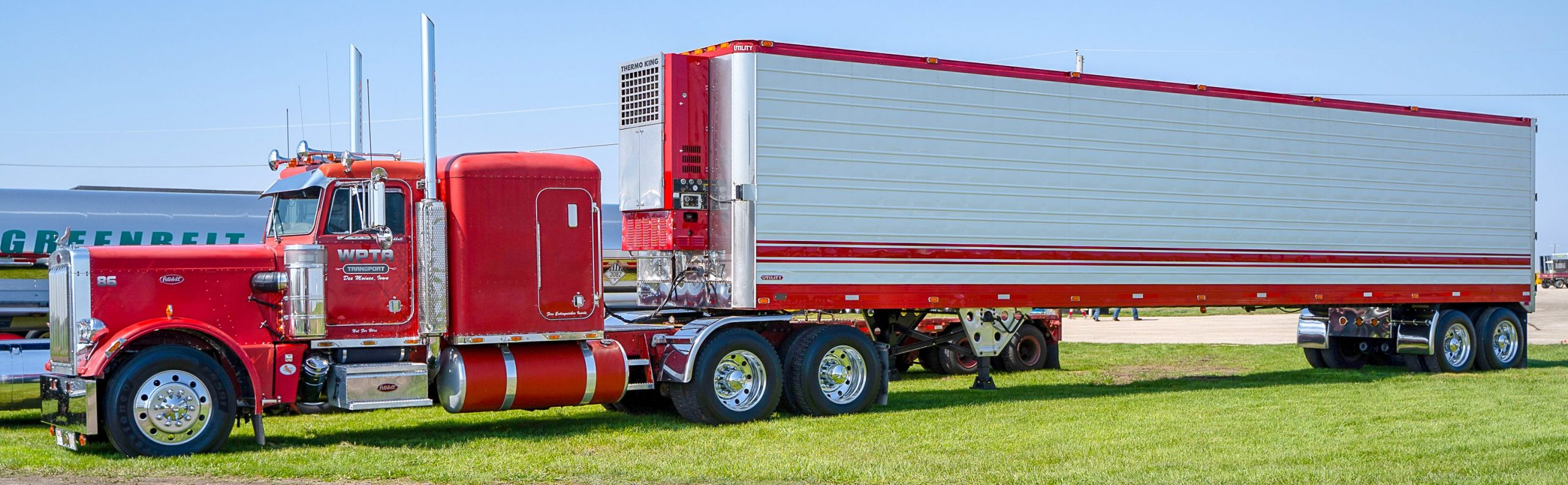 red show truck 2019 pride in your ride