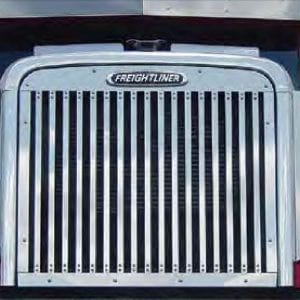 Vertical Louvered Grill Freightliner Classic