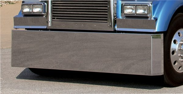 Blind Mount Kenworth Bumper