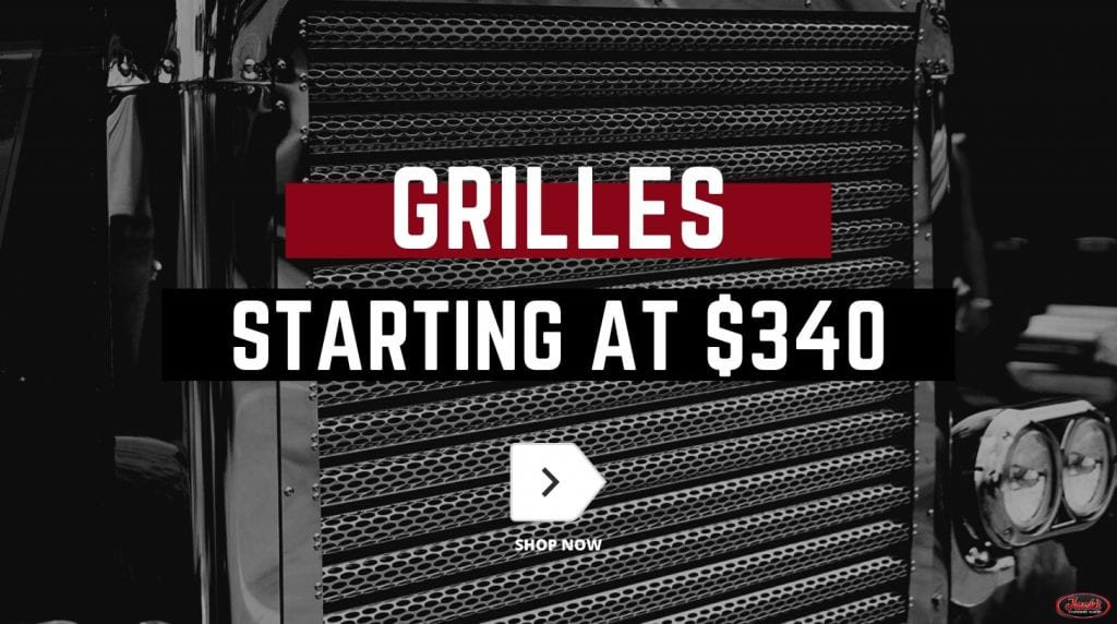 Replacement Grille Sale