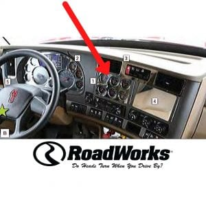 Kenworth W990 Interior Accessories