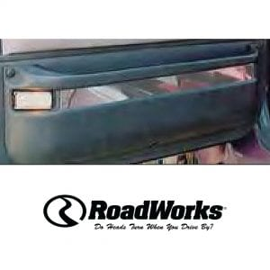 Peterbilt 379 Lower Door Panel Trims (1999-Earlier)