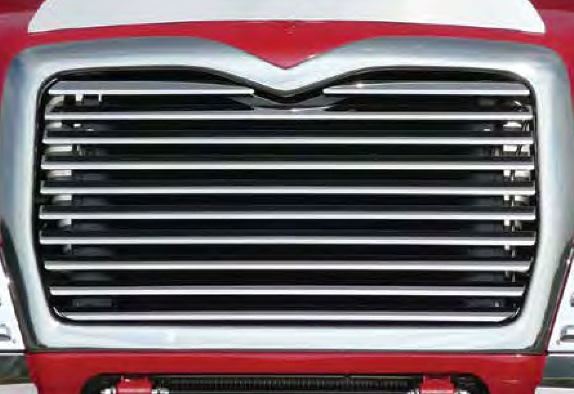 Mack Granite Grilles