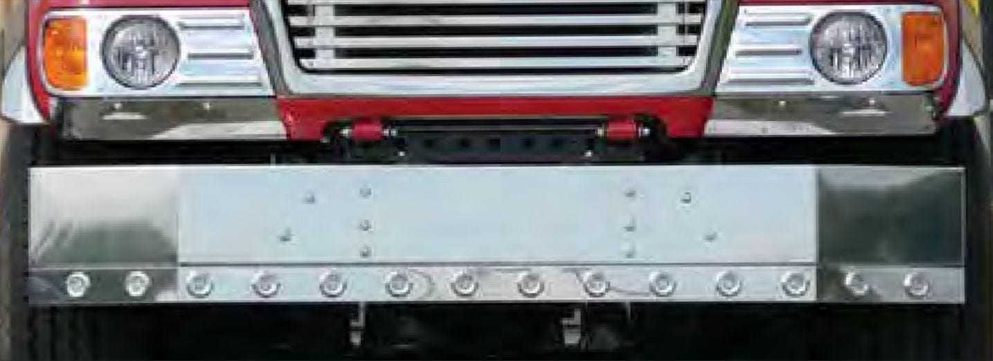 Mack Granite Bumpers