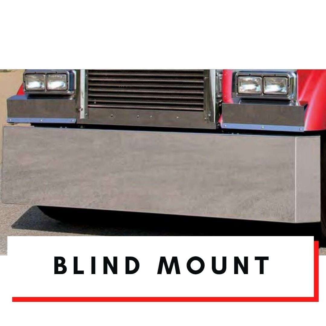 Blind Mount Bumpers