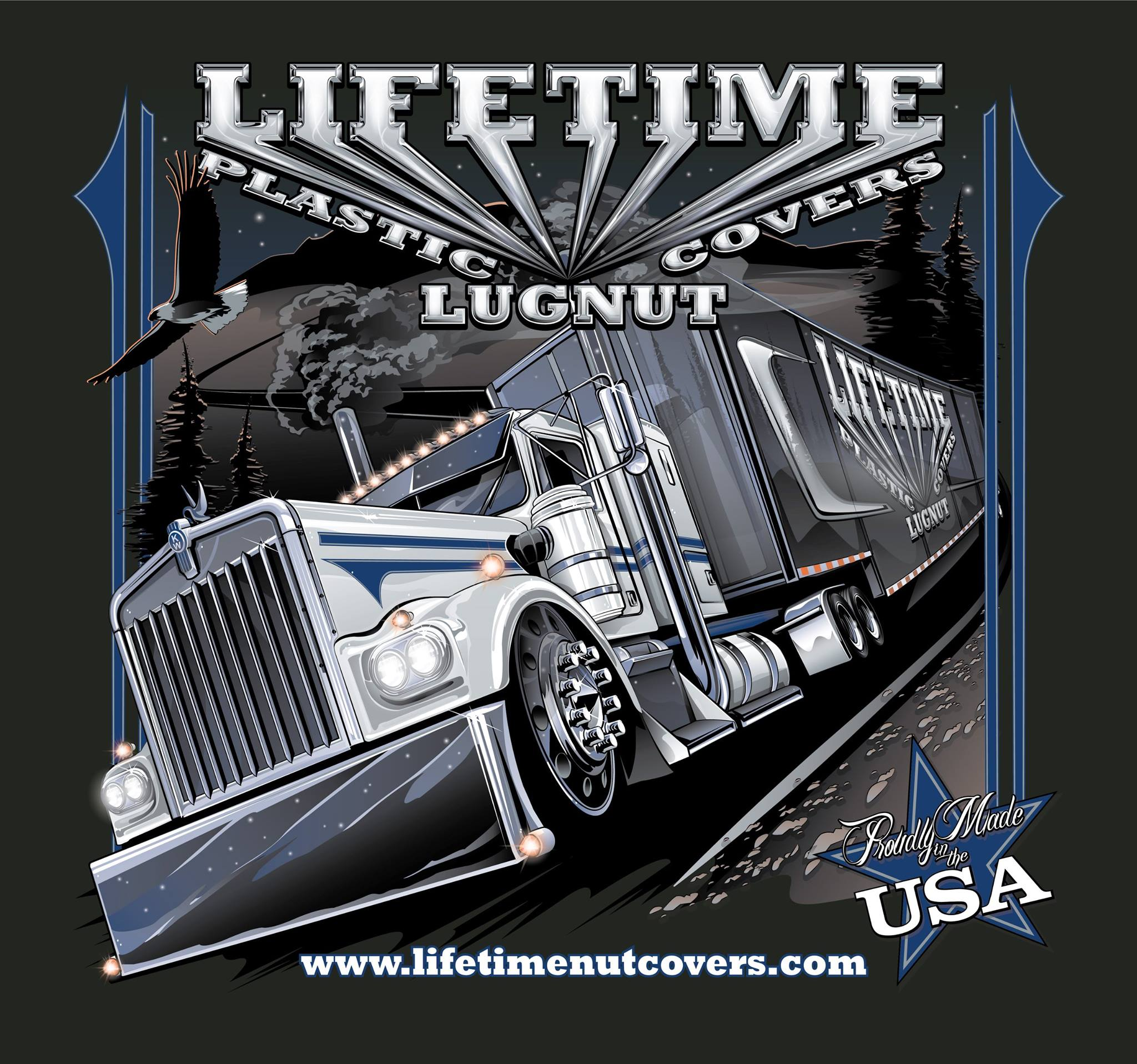 Lifetime Nut Covers